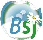 Logo BSJ, blanchisserie pour professionnels et particuliers