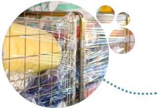 Emballage soigné du linge traité par BSJ